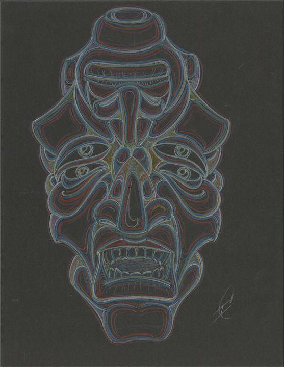 Anguish - Reversible - Ian Farrell Crawford