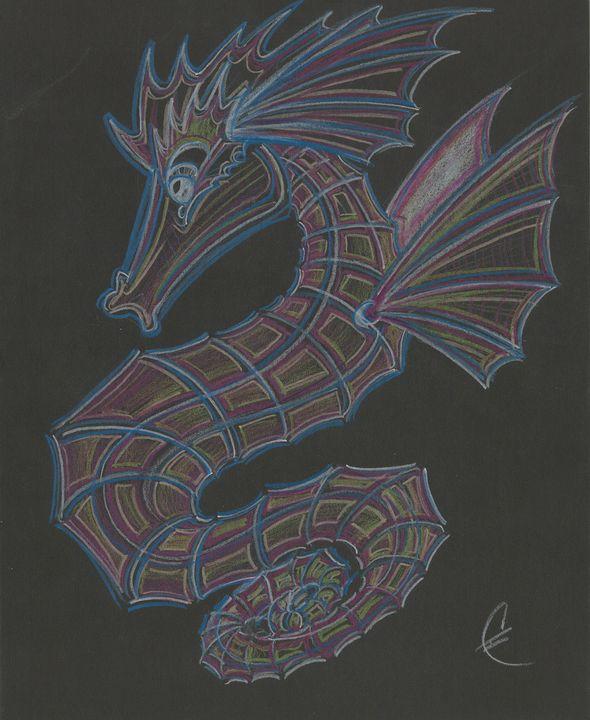 Seahorse - Ian Farrell Crawford