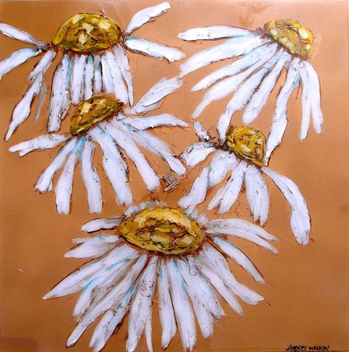 Daisies - Lindsey MacKay Art