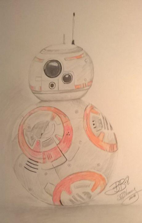 BB-8 - S.L. Henry, Artist