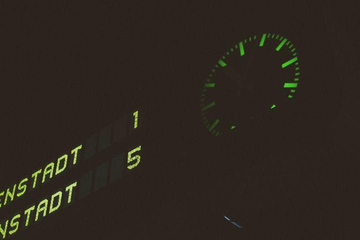 Like Clockwork - Lauren Hidalgo