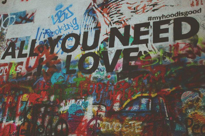 All You Need is Love - Lauren Hidalgo