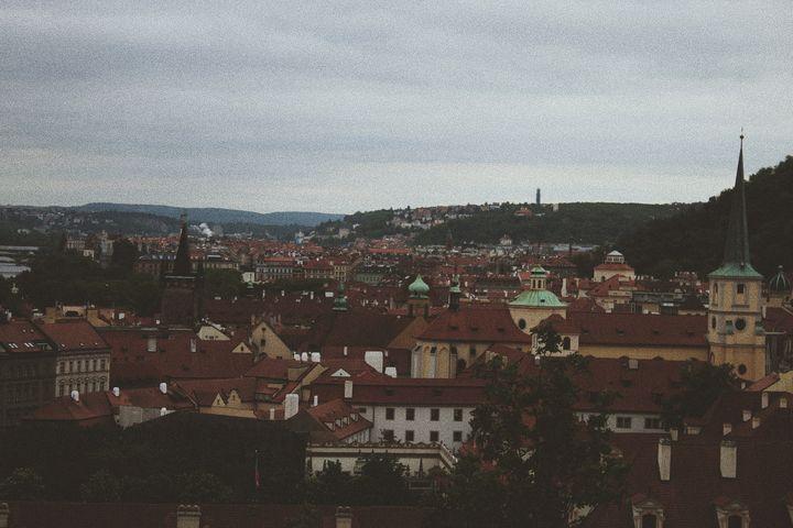 A View of Prague - Lauren Hidalgo