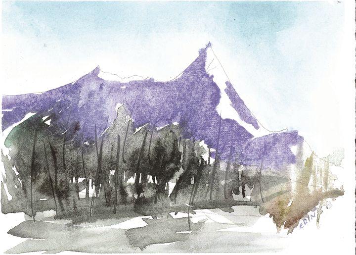 Peaks - Art Edin S