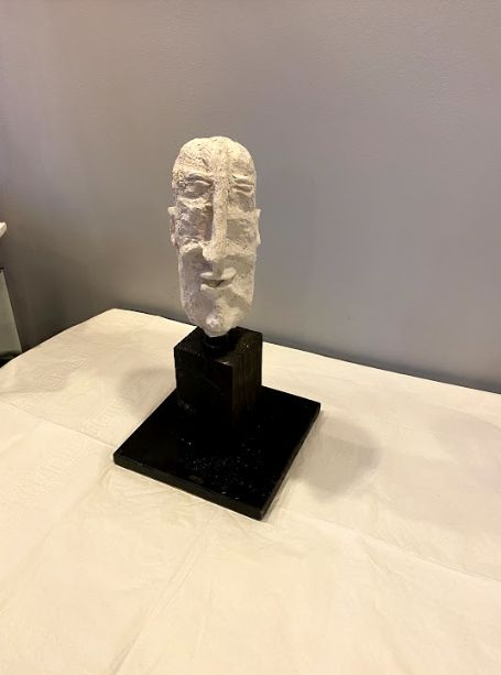 Sculpture Head #13 - Emil Silberman Art