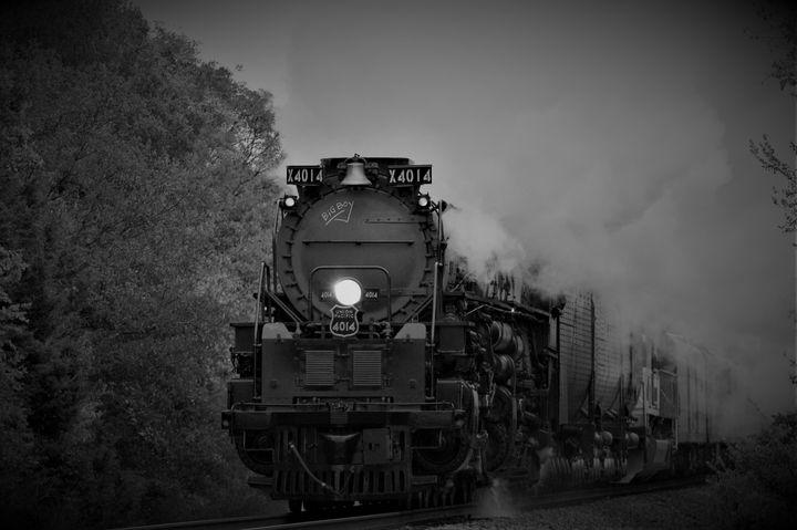 steam engine - beSTOWEd photography