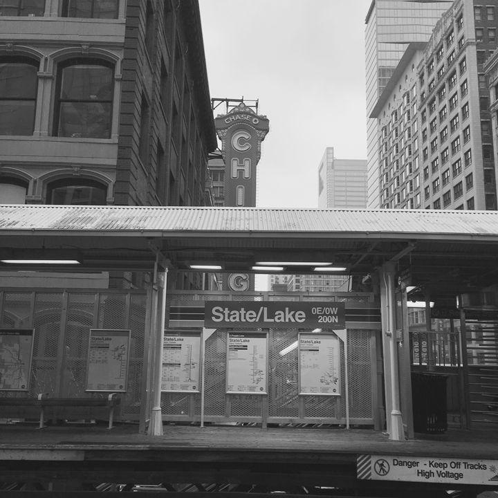 Chicago Transit - Diana's Photos