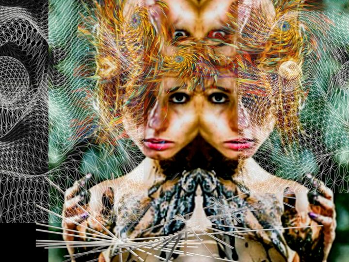 Face it - Wheelie Art by Amanda Puggle
