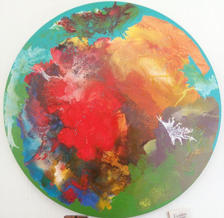 LUZ PLEYENDARIA - Ana Romo Art Gallery