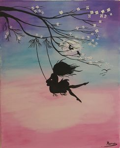 Swing with the Moonlight