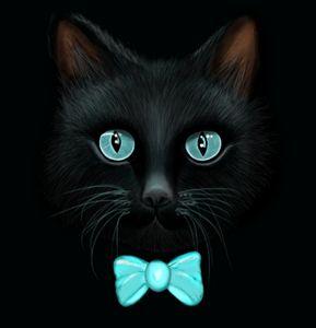 Blacky blue