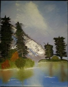 Tranquil  Lake