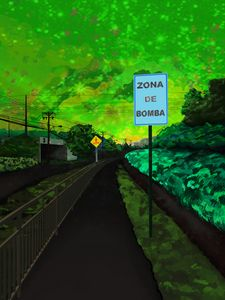 Zona de bomba