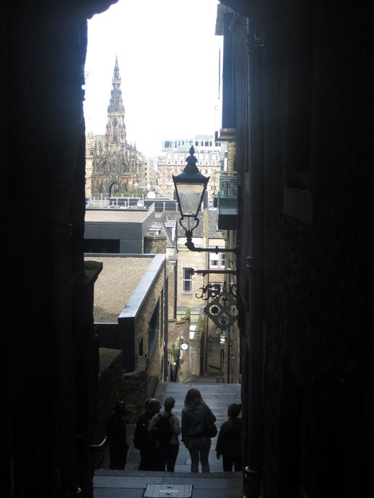 Edinburgh Veiw - Kate Bartholomew