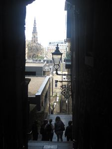 Edinburgh Veiw