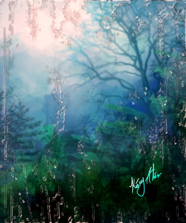 Rain nature - Kiory Alion