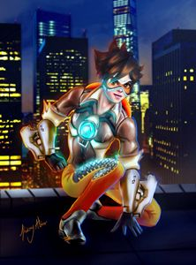 Tracer ( Overwatch )
