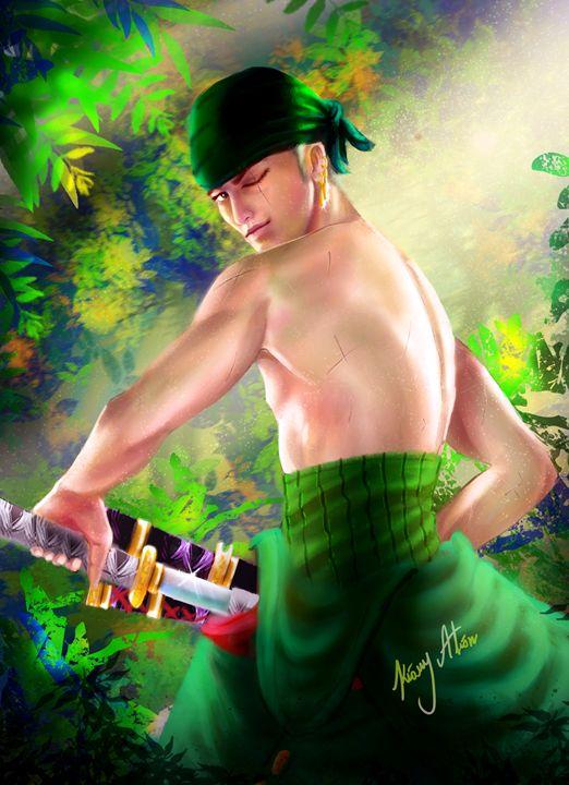 One Piece Roronoa Zoro - Kiory Alion