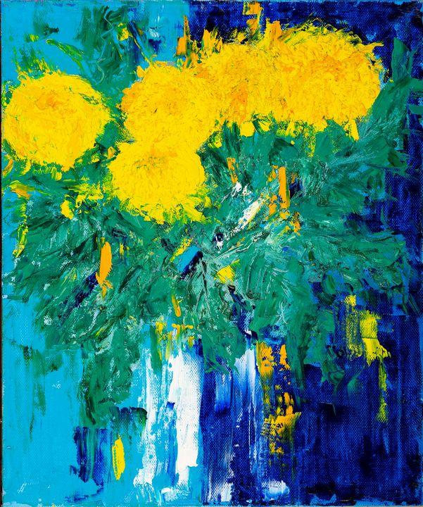 Chrysanthemums - AR_Gallery