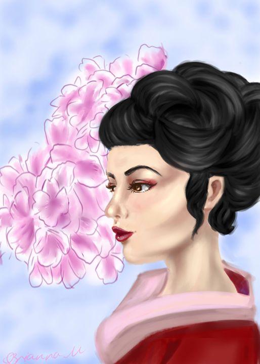 Geisha - Brianna Mansbridge