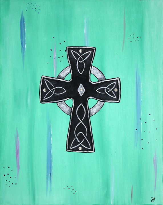 La Croix d'argent - Hughes Gallary