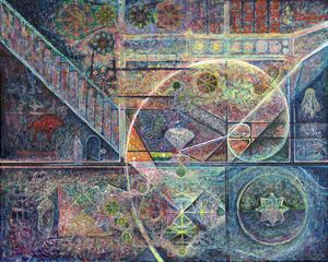 Prismatic Textile no. 6 - Thomas Contino