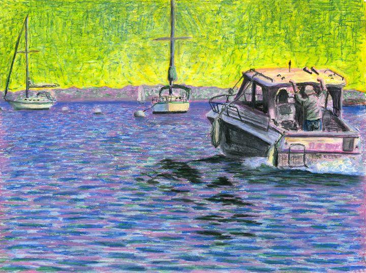 Voyage From Henderson Harbor - Thomas Contino