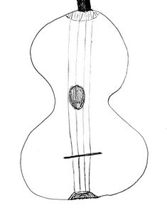 Abstract musical instrument