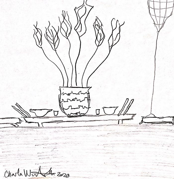 Simplified - Charla's Art