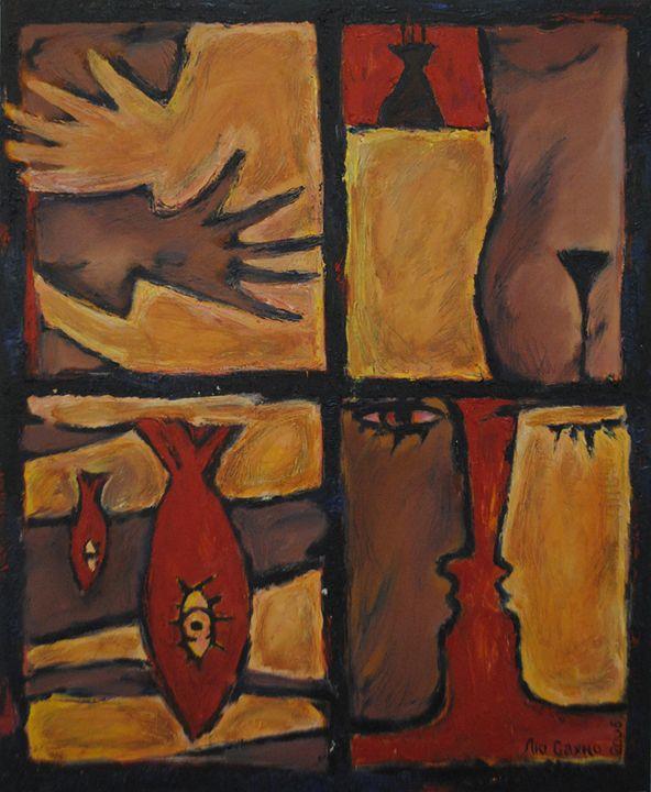 That's love - Lu Sakhno's Art Gallery