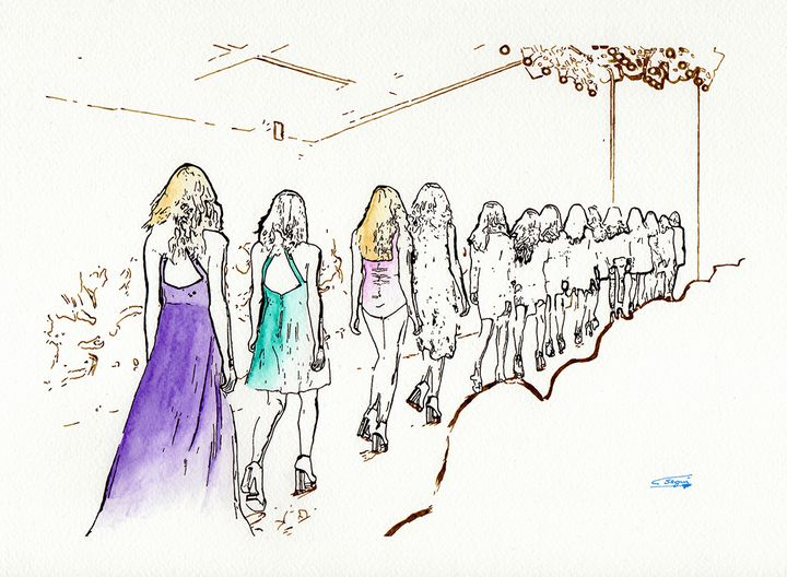 Fashion show - Carlos Segui