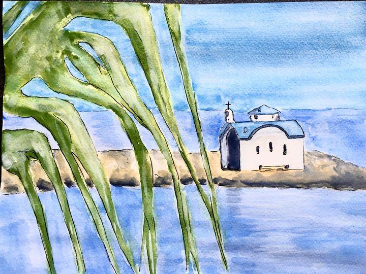 Greek Memories - Laura Art