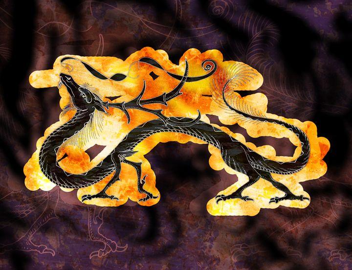 Eastern Dragon - Robert Ball Fine Art & Photography