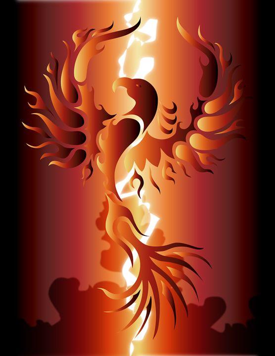 Phoenix Rising - Robert Ball Fine Art & Photography