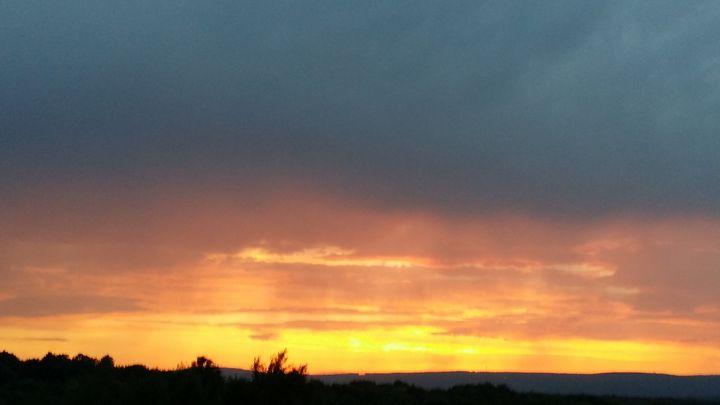 Sunset by Evonka - EVONKA ART
