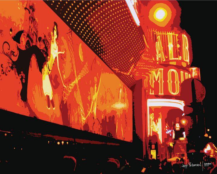 Moulin Rouge Paris - Jeff Petersen