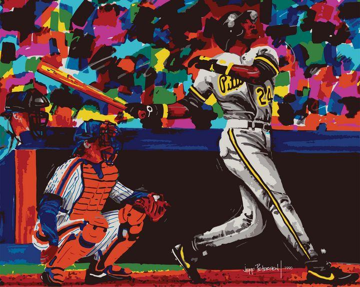 Baseball - Jeff Petersen