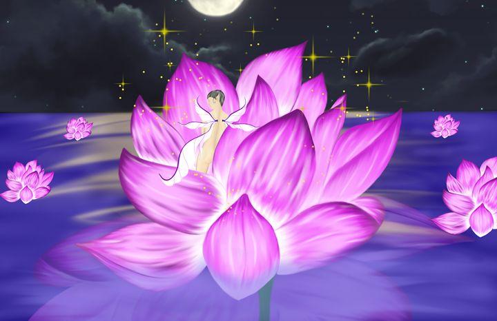Fairy Lotus - Liu Miranda