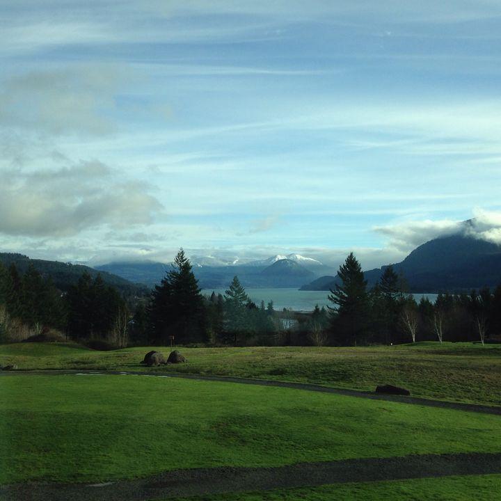 Oregon View - Crow
