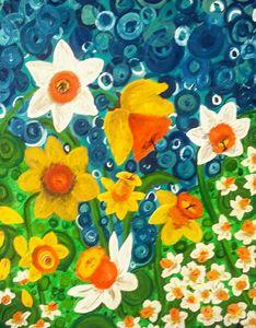 Funday Daffodils