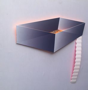 3D box and ripples