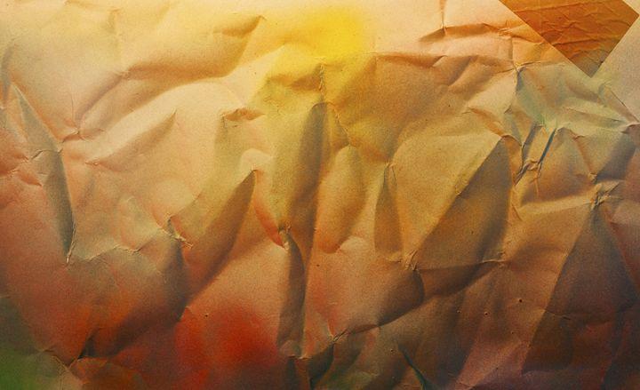 Mountain Map 4 - Jack Bowers Fine Art