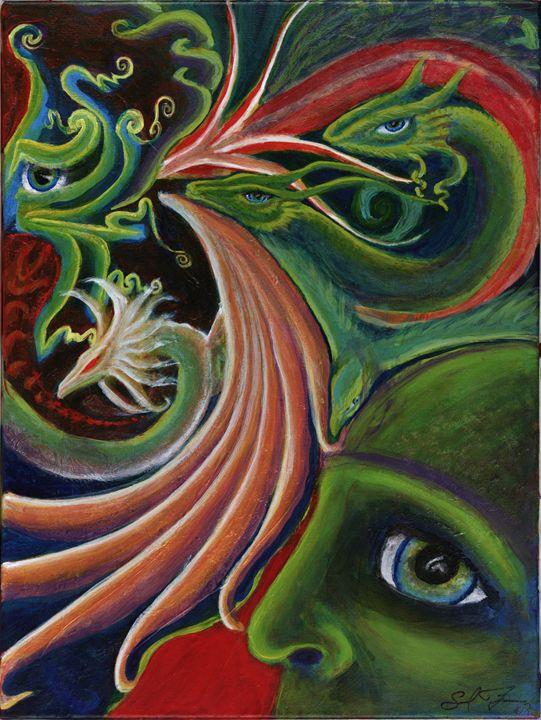 Fleeting Thoughts - Samuel Figueroa