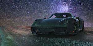 zEdits Porsche 918