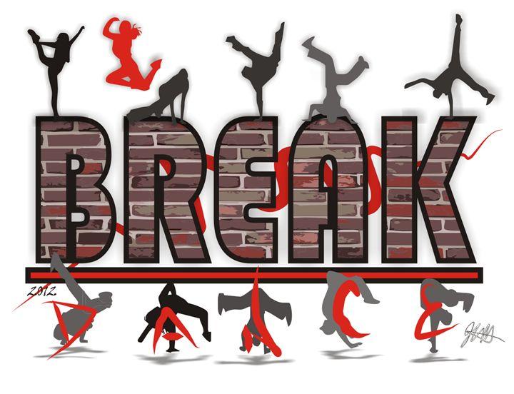 Break Dance - Designs by Johnny Praize