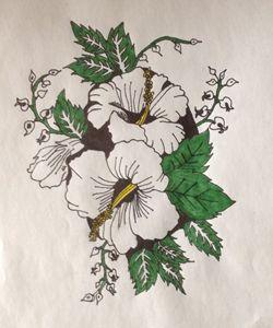 Floral 3 - Shark inc.