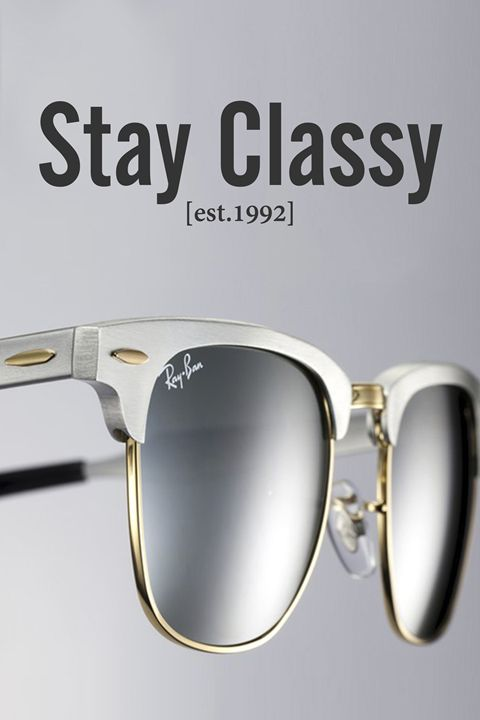 Stay Classy Est. 1992 Poster - Relax, You've Found My Gallery.