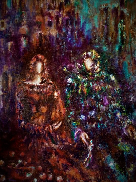 Nuit d'orient - Melissa Leuregans
