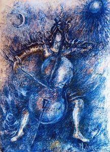 La violonceliste