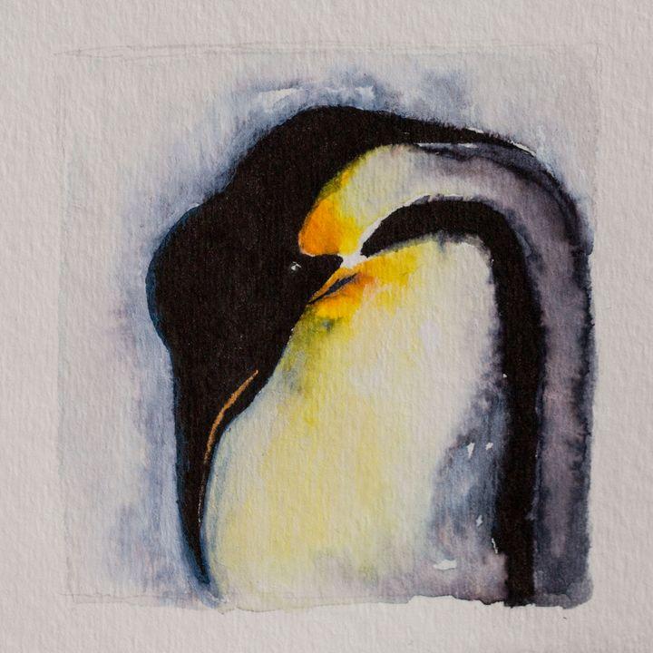 The Sad Penguin - Machale O'Neill